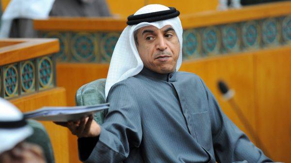 وزير التربية ووزير التعليم العاليم د. حامد العازمي